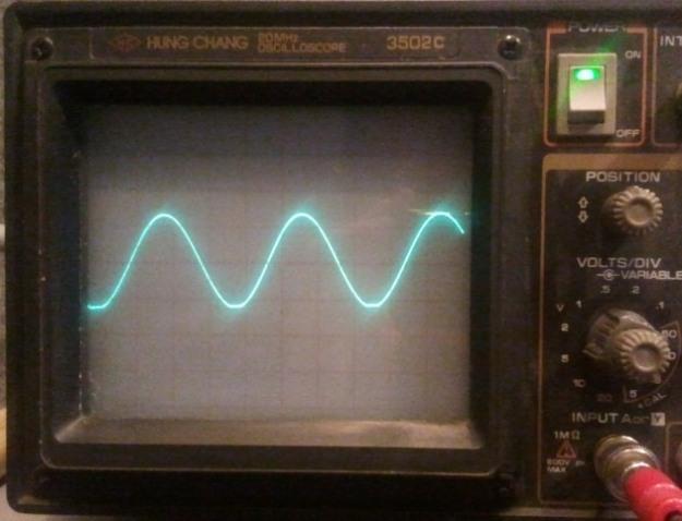 Wzmacniacz słuchawkowy Fostex PH-50 pod obciążeniem 32Ω