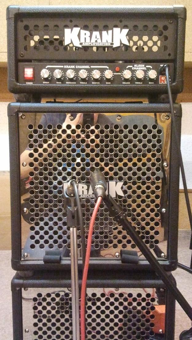 Wzmacniacz gitarowy Krank