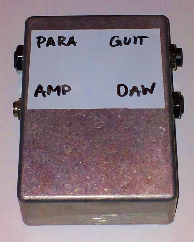 Prototyp DAW-AMP