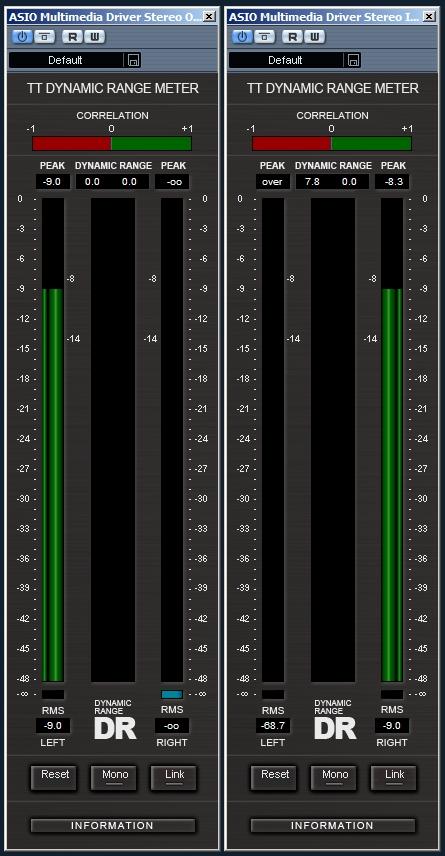 TC Konnekt 6 kalibracja wejście-wyjście