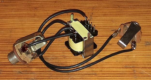 DAW-AMP przedprototyp