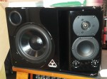 Trident HG3 high definition studio monitors