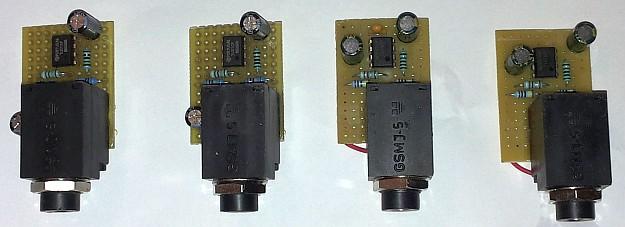 Prototypy DAW-AMPa w budowie