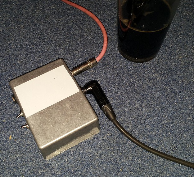 Pierwsze testy pierwszego prototypu