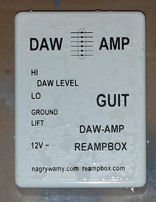 DAW-AMP - mokra kalkomania