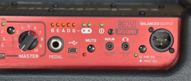 TC ELectronic BG250