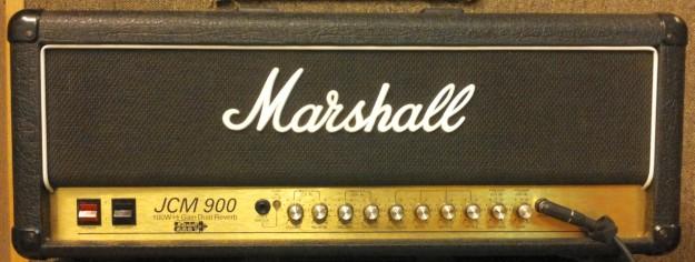 testowy Marshall JCM 900