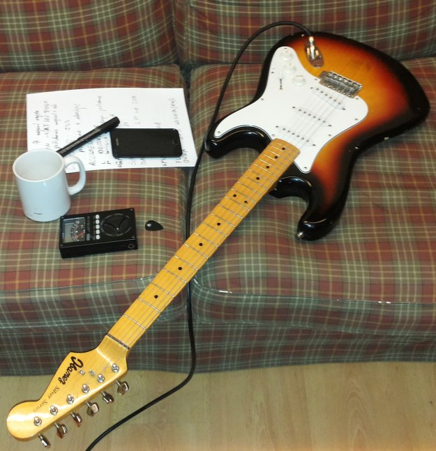 Vintage Ibanez Stratocaster MiJ '70