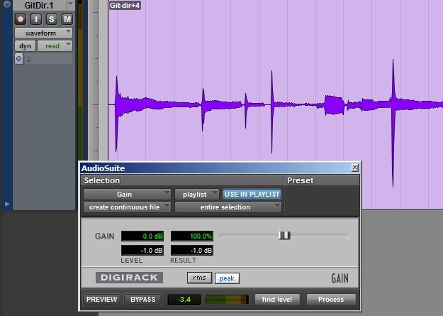 Ibanez Destroyer nagrany przez DAW-AMPa gra Wojtek Hoffmann