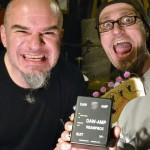 Ślimak, Popcorn i DAW-AMP - Acid Drinkers