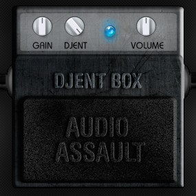 Audio Assault Djentbox