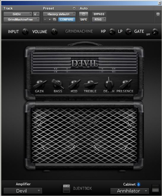 Audio Assault Grind Machine