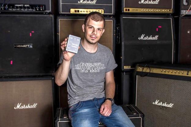 Mateusz Piotrowski i DAW-AMP