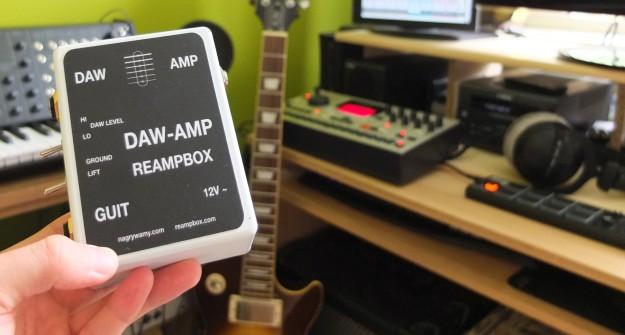DAW-AMP i Michał Broda