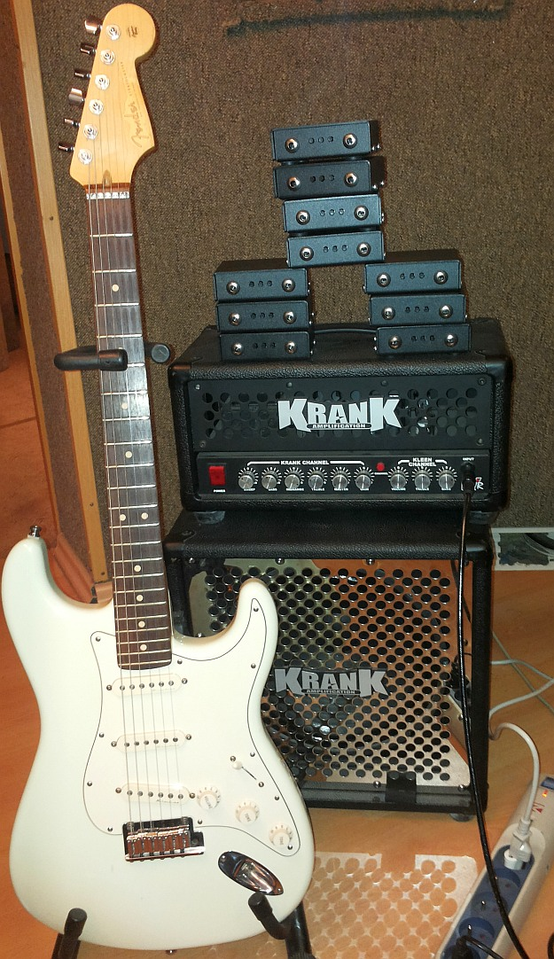 DAW-AMP w nowej obudowie