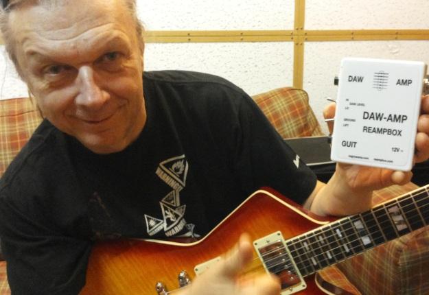 Wojciech Hoffmann - Turbo - i DAW-AMP