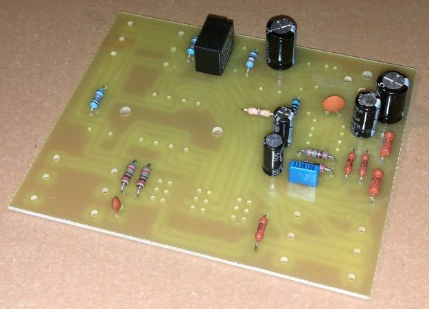 DAW-AMP w trakcie produkcji
