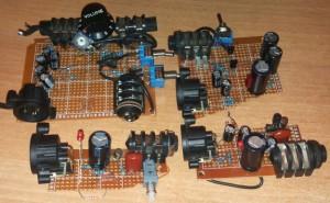 pięć prototypów