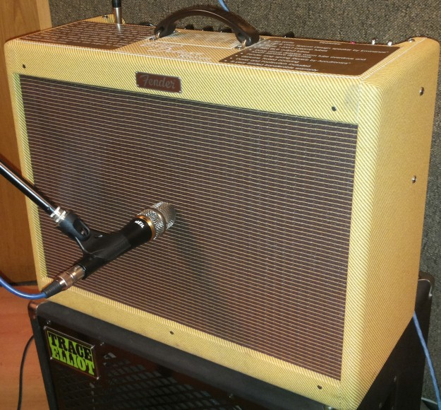 Fender Blues Deluxe Heil PR 20