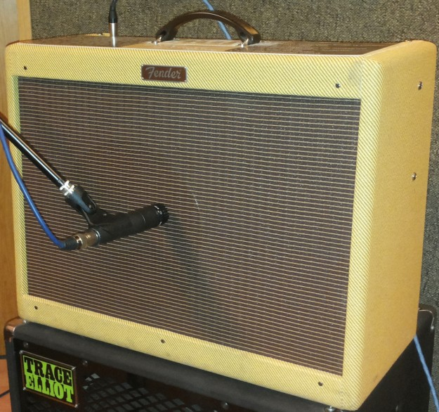 Fender Blues Deluxe SM 57