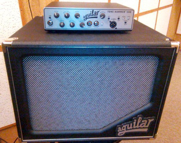 Aquilar Tone Hammer 500 SL112
