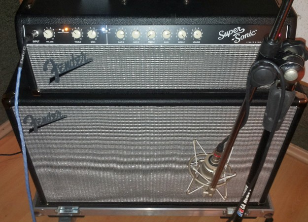 Fender Supersonic