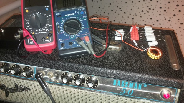 Fender Bassman 50