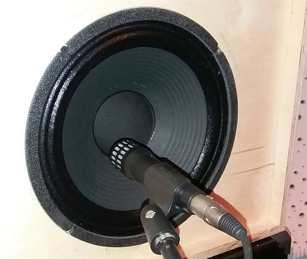 Celestion G12T-75 Audix i5