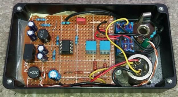 Prototyp diboxa