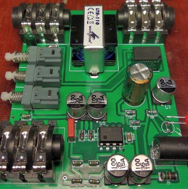 DAW-AMP SMD